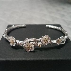Sterling Silver Bracelet NWOT